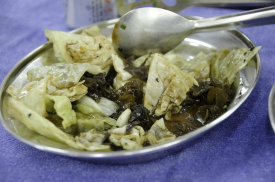 Dagmar restaurant: Cabbage