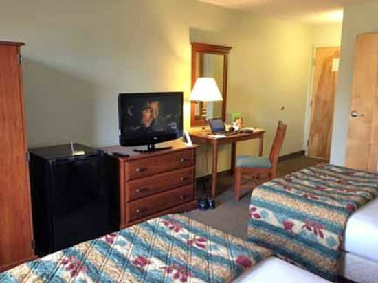 La Quinta Inn Radford: Typical room