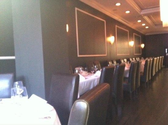J and K Steakhouse: J&K Dining Room
