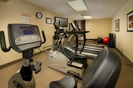 Drury Inn & Suites St. Louis Fairview Heights: Fitness Center