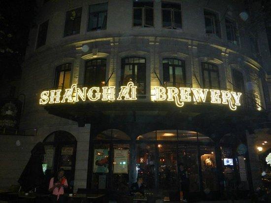 Shanghai Brewery(Hongmei Road) : outside