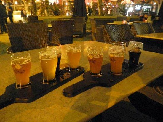 Shanghai Brewery(Hongmei Road) : sampler beer set