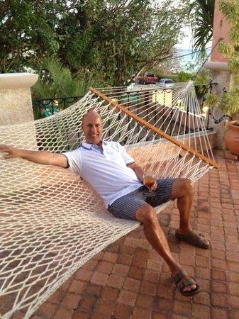 ليتل أرشيز بوتيك هوتل باربادوس: relaxing at little arches