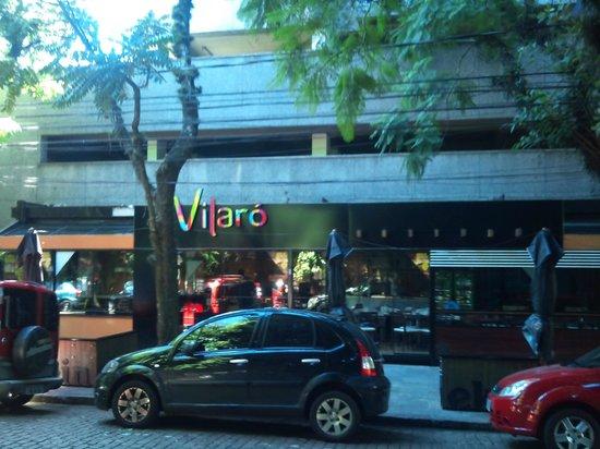 VilarO: frente do restaurante