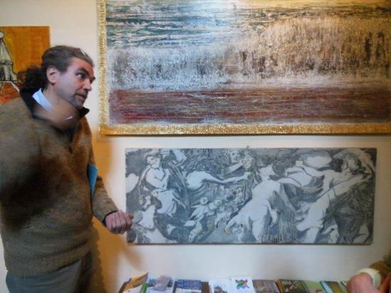 Art Gallery Studio Iguarnieri: Roberto