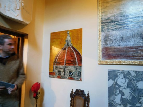 Art Gallery Studio Iguarnieri: More fresco paintings