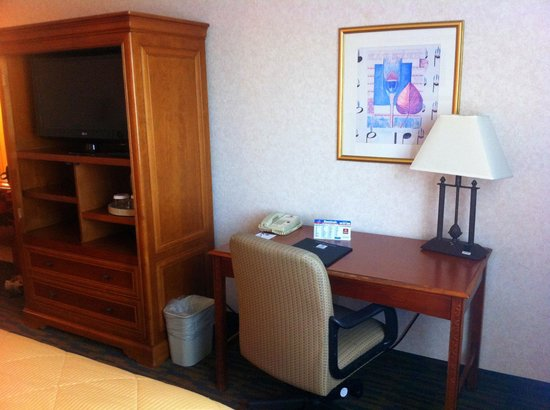 Clarion Hotel : Room 548