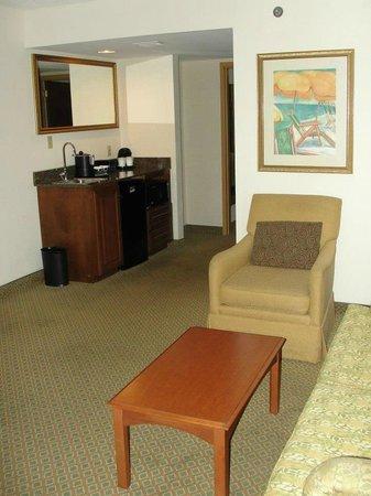 Embassy Suites by Hilton Destin - Miramar Beach : Inside the our Suite
