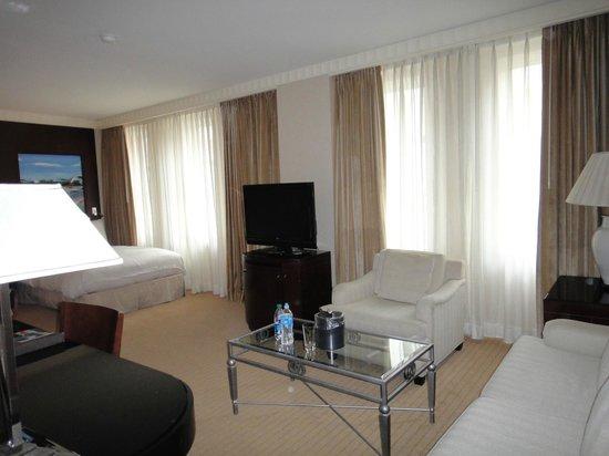 سوفيتيل واشنطن دي سي لافاييت سكوير: Luxury Room