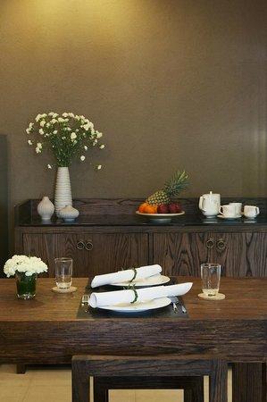Sunsuri Phuket: Suite - Dining Room