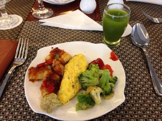 Asmila Boutique Hotel: best breakfast menu