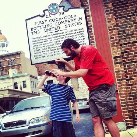Chattanooga Sidewalk Tours
