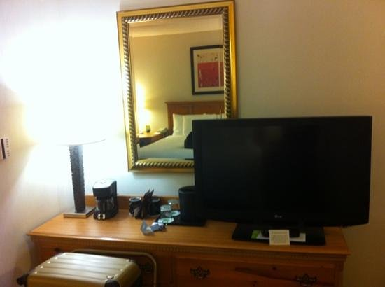 Courtyard by Marriott Binghamton: Entertainment station