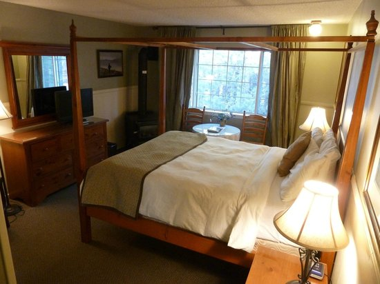 Cinnamon Bear Inn: Very nice room.