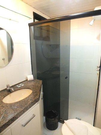 Ocean Tower Flat: Banheiro