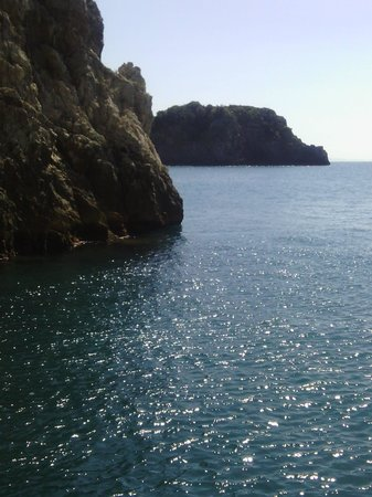 Drive through Paradise - Day Tours : emerald grotto