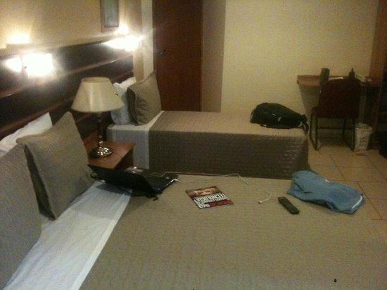 Hotel Ferraz: Quarto