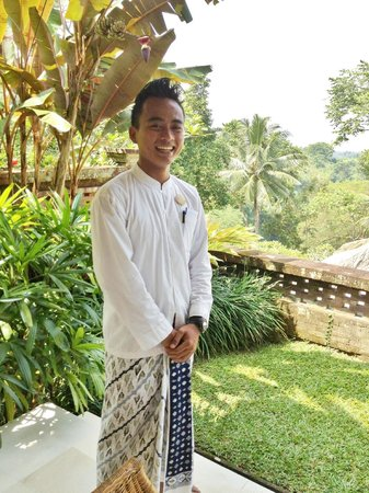 COMO Uma Ubud: Dekawan.  I miss his wonderful service!!