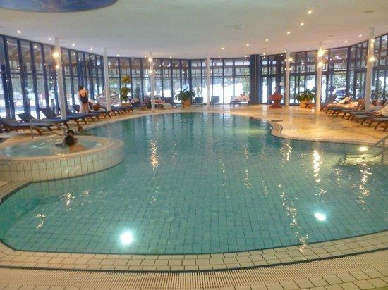 Parkhotel Adler: piscine