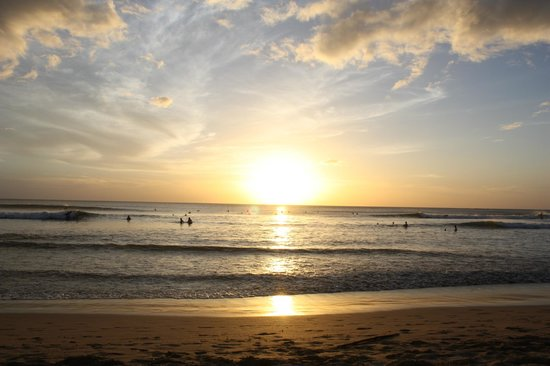 Sugar's Monkey: Playa Grande Sunset