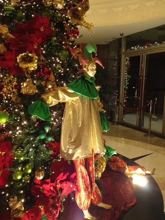 The Bellevue Manila: christmas2012