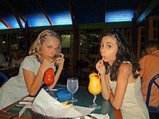The Boathouse Restaurant: drinks