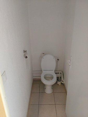 Le Bellevue : toilettes