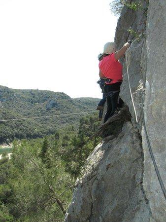 Bureau des moniteurs du Gard : Views in every direction