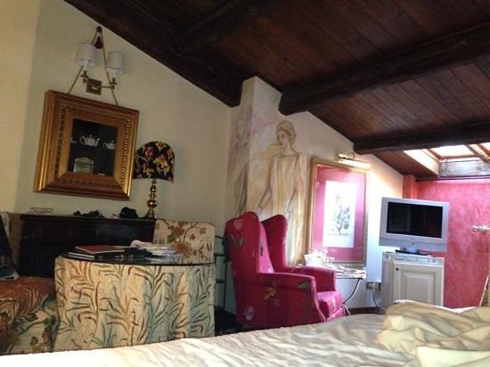 Hotel Gabbia d'Oro : junior suite