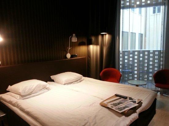 Scandic Paasi: Room