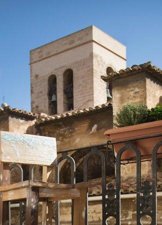 Valencia Mindfulness Retreat: Uitzich vanuit de relax ruimte