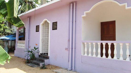 Fraddie Guest House: Exterior