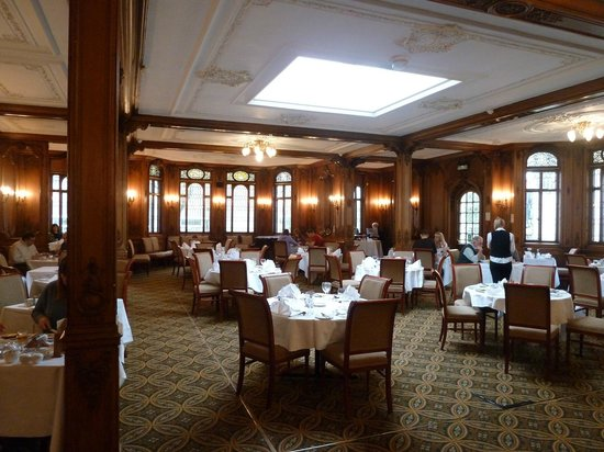 The White Swan Hotel: The Olympic Dining Room