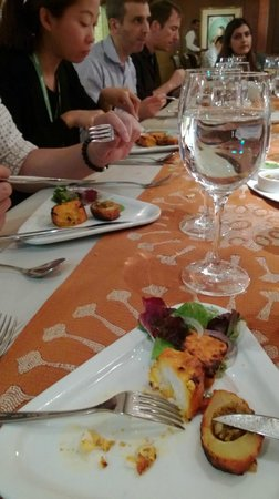 Tandoor: good group meal