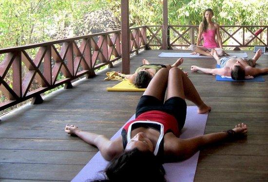 Love Yoga: Savasana