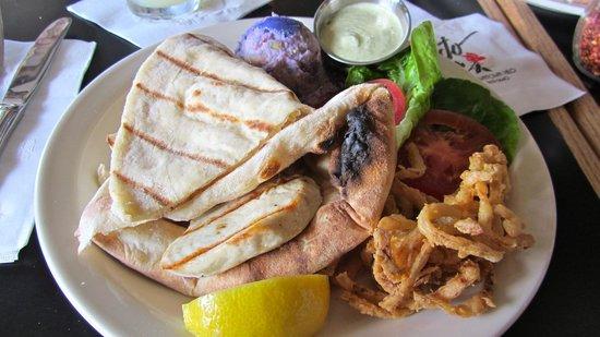 Cafe Pesto Hilo Bay: my fish