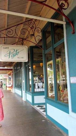Cafe Pesto Hilo Bay: cafe