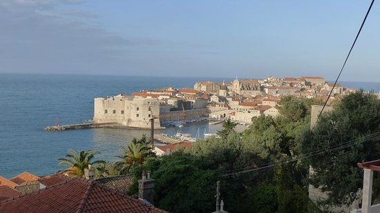 Old Town Dubrovnik Apartments: View from balcony (2 of 3)