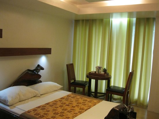 Callospa & Resort: Red Executive room