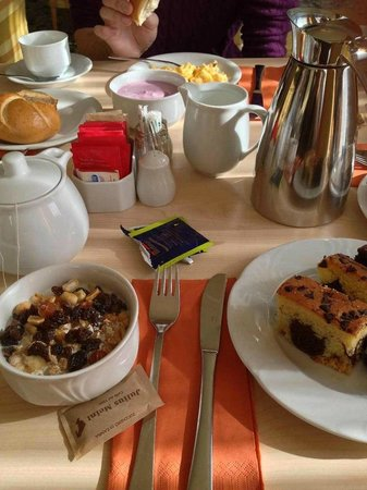 Novum Hotel Prinz Eugen Wien: Хороший завтрак :)