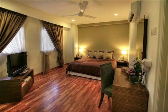 Master Bedroom Foto Di The Nomad Residences Bangsar Kuala Lumpur Tripadvisor
