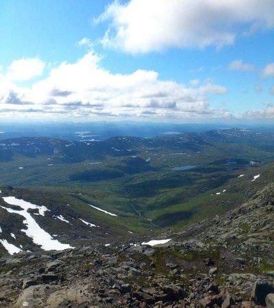 Copperhill Mountain Lodge : Åreskutan