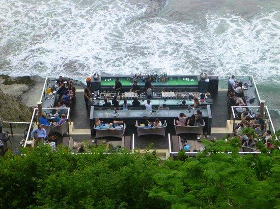 AYANA Resort and Spa Bali: Rock Bar
