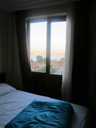 Hotel Emre: Balcone