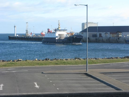 The Ayre Hotel: Bay of Kirkwall Ferry