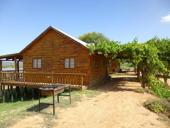 De Zeekoe Guest Farm : Location