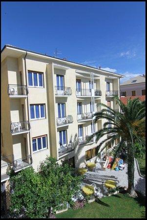 Hotel Lido : Panoramica hotel
