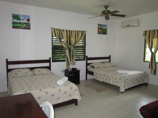 Nature Resort: chambre
