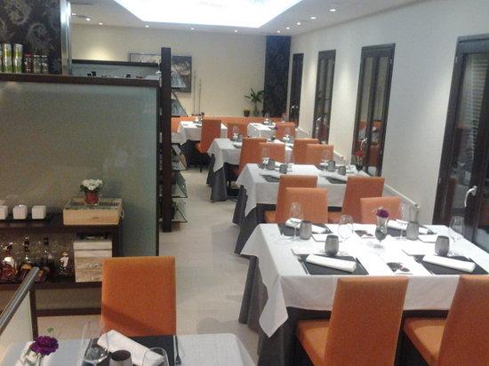 Restaurante Daluan: vista comedor