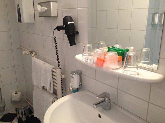 NH Berlin City West: Nice amenities
